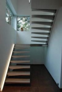 escalier Solitaire