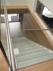 escalier Caméléon