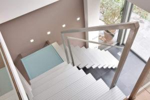 escalier Triangle